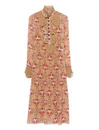SEE BY CHLOÉ Robe Floral Ochre