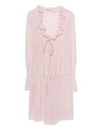 SEE BY CHLOÉ Robe Silver Pink