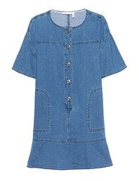 SEE BY CHLOÉ Robe Washed Indigo