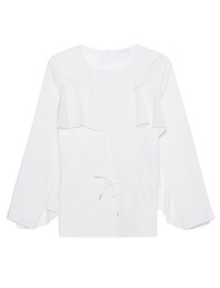 SEE BY CHLOÉ Blouse Cloud Dancer