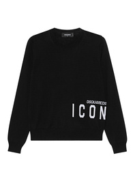 DSQUARED2 Icon Stitching Black