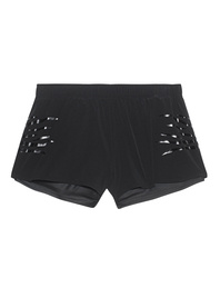 ADIDAS BY STELLA MCCARTNEY Train High Intensity Short Black