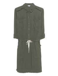 SPLENDID Cargo Dress Moss