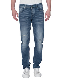 7 FOR ALL MANKIND Chad Fountain Light Blue