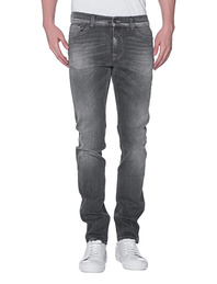 7 FOR ALL MANKIND Ronnie American Moonlight Dark Grey