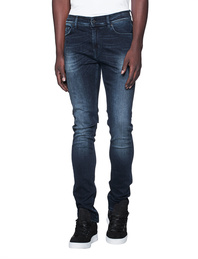 7 FOR ALL MANKIND Ronnie Luxe Performance Powerfull Deep Blue