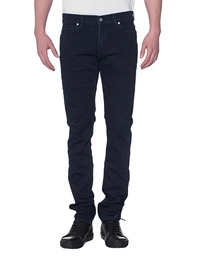 7 FOR ALL MANKIND Ronnie Luxe Performance Huntley Rinse Blue