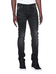 7 FOR ALL MANKIND Ronnie Wheeled Washed Black