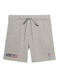 Autry Short Open Action Wear Grey