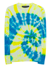 The Elder Statesman Tie Dye Multicolor