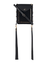 Isabel Marant Étoile Teinsy Studded African Black/Dore