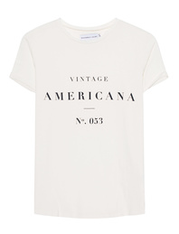 SINCERELY JULES Americana Off White