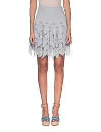 ANAAK Manderley Skirt Lightgrey