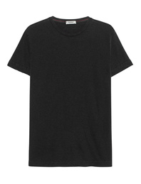 CROSSLEY Washed Out Crew Neck Black