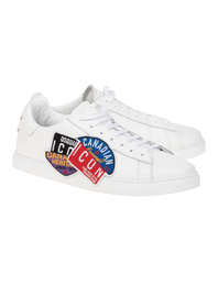 DSQUARED2 ICON Patch White
