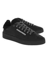 DSQUARED2 Low Logo Fell Black