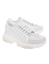 DSQUARED2 Bumpy 551 White