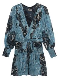 ULLA JOHNSON Noemi Dress Blue