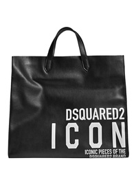 DSQUARED2 Shopper ICON Black