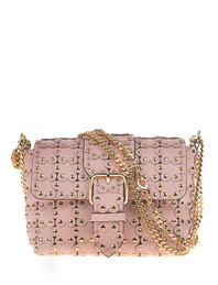 RED VALENTINO Mini Cross Body Puzzle Light Nude