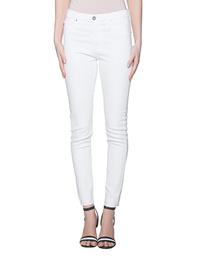 AG Jeans Farrah Skinny Ankle White