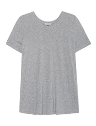 SPLENDID Rib Back Heather Grey