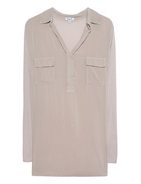 SPLENDID 3/4 sleeve shirting Almond