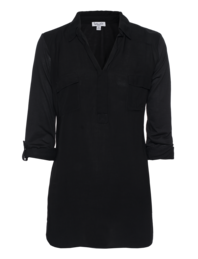 SPLENDID 3/4 Shirting Black