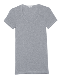 SPLENDID One And One Scoop Heather Grey