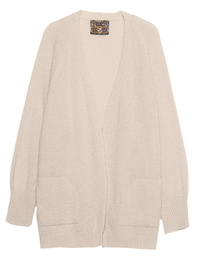 CAMOUFLAGE COUTURE STORK Knit Clean Beige