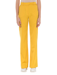 House of Holland Wide Leg Yellow