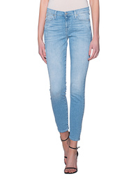 7 FOR ALL MANKIND The Skinny Light Blue