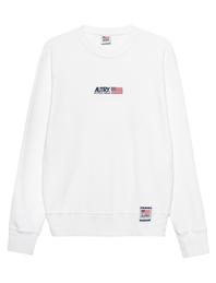 Autry Open Capsule White