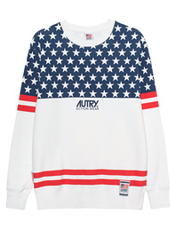 Autry Stars And Stripes Open Multicolor