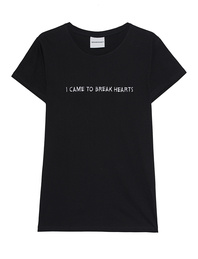 NASASEASONS Heartbreaker Shirt Black