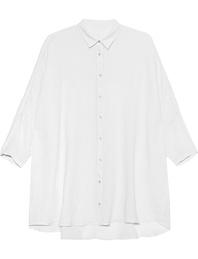 120% LINO Long Oversize Linen White
