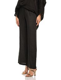 120% LINO Comfy Linen Black