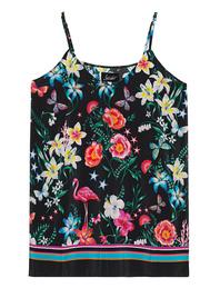 JADICTED Toni Black Floral Multicolor