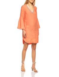 120% LINO Rhinestones Malibu Sunset Orange