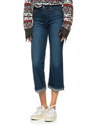 AG Jeans The Etta Wide Leg Blue