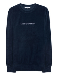 Les Benjamins Label Velvet Navy