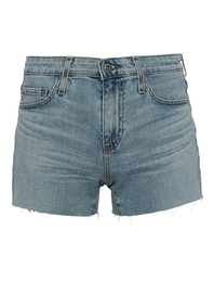 AG Jeans Hailey Cut Off Blue