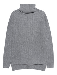 JADICTED Turtleneck Cashmere Light Grey