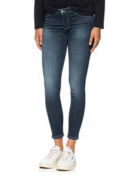 AG Jeans The Farrah Skinny Blue