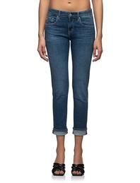 AG Jeans Ex-Boyfriend Slouchy Slim Blue