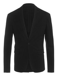 Dondup Giacca Semi Fodera Stretch Black