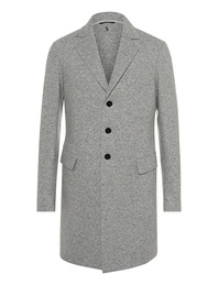 Dondup Chic Clean Light Grey