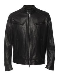 Dondup Zip Biker Black