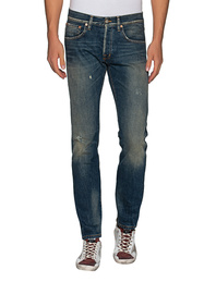 Dondup Quentin Japan Denim Blue