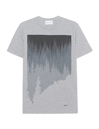 Dondup Forest Print Grey